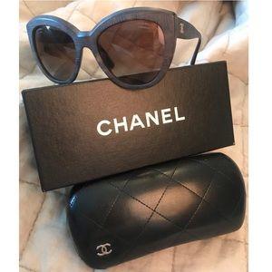 Polarized Chanel sunglasses